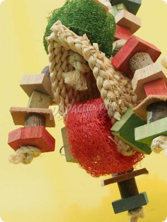 Natur line toy bale of straw