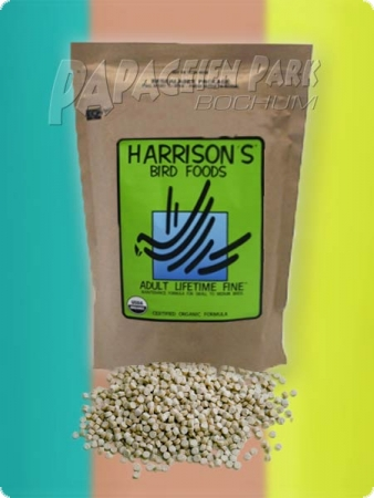Small package (450g) Adult Lifetime Fine Harrison food