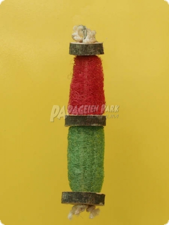 Natur line toy loofa stack 2