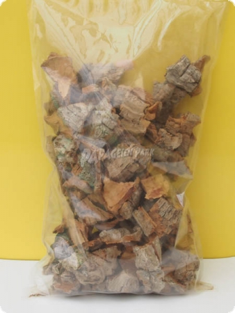 Sack cork pieces natural - 5-6 cm - 500g