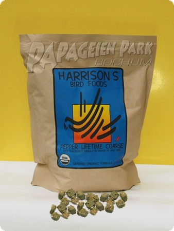 Large package (2.27Kg) Pepper Lifetime Coarse Harrison food +BON