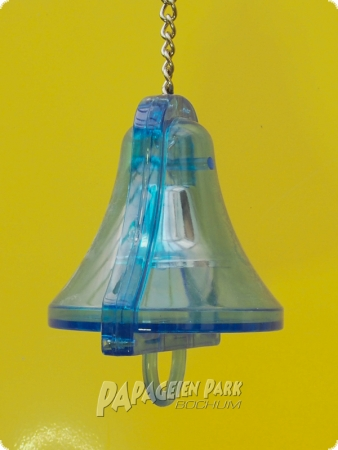 Hanging toy acrylic bell XL