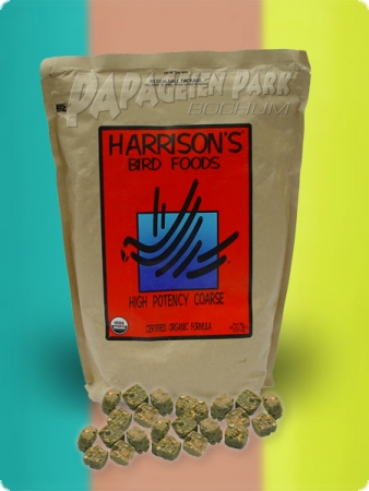 Medium Package (2,27 Kg) - High Potency Coarse Dr. Harrison +