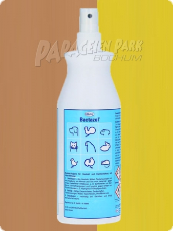 Bactazol 500ml desinfection