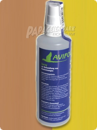 Bird care spray (250 ml)  spray bottle