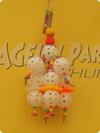 Hanging toy balls parade 27cm