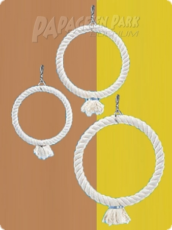Cotton ring - Diameter: 24cm / 9.45""