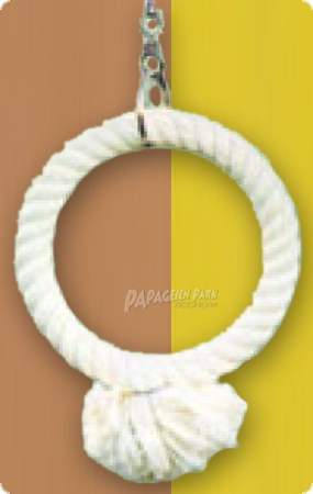 Cotton ring - Diameter: 34cm / 13.4""