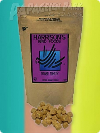 Small package (450 g) Harrison Power Treats