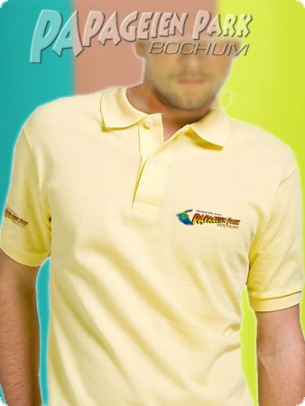 Polo shirt - Color Cream - Unisex