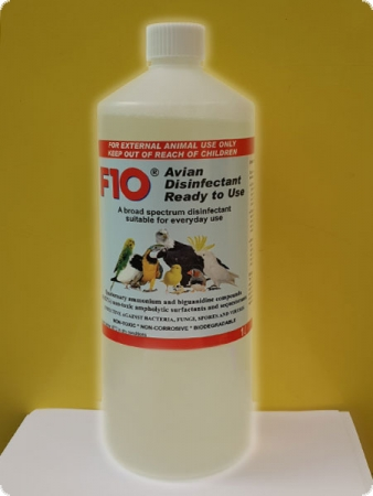 F10SC Desinfectant spray 1000ml