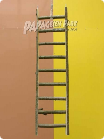 Natur line hardwood ladder large - 144cm