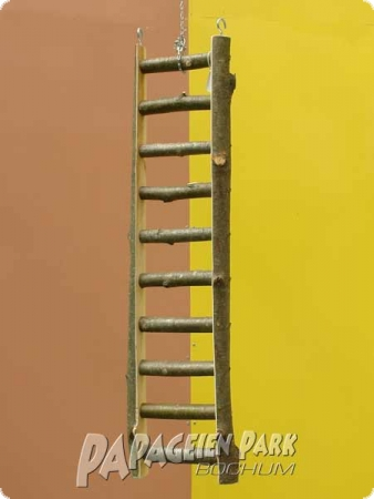 Natur line hardwood ladder medium - 100 cm