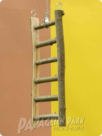 Natur line hardwood ladder small  - 64 cm