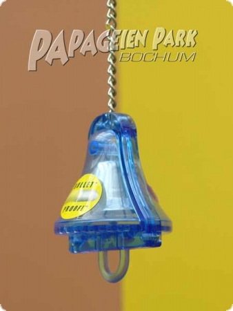 Hanging toy acrylic bell