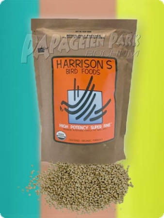 Small package (450 g) - High Potency SUPERFINE Dr. Harrison