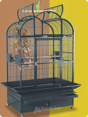 Parrot Aviary S3400 - anthracite - with separated playground