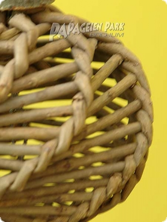 Natur line hanging toy willow globe