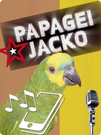 Parrot Jacko ring tone - Jackos laughs -