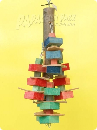 Nature line hanging toy colormix - small