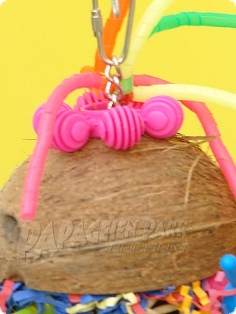 Hanging toy coconut Ufo 3