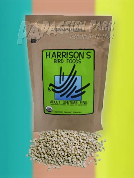 Small package 450g Adult Lifetime Fine Harrison food
