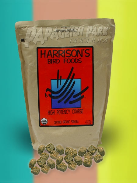 Small Package 450g High Potency Coarse Dr Harrison