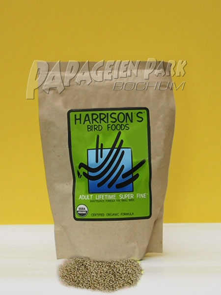 Small package 450g Adult Lifetime Super Fine Dr Harrison