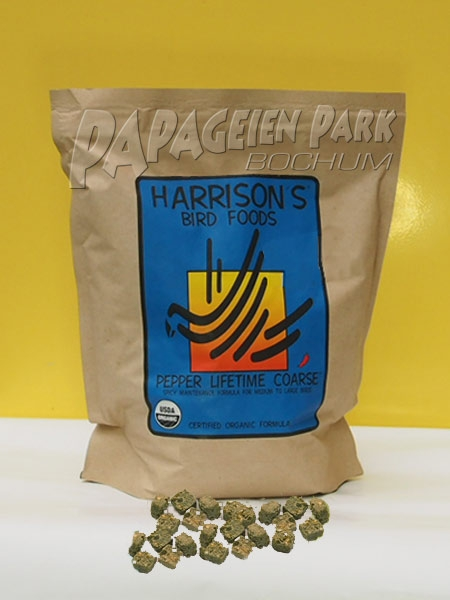 Large package 2 27Kg Pepper Lifetime Coarse Harrison food BON