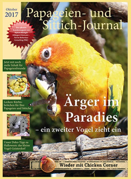 Papageien und Sittich Journal 10 2017