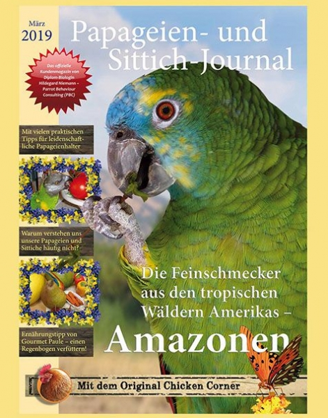 Papageien und Sittich Journal 03 2019