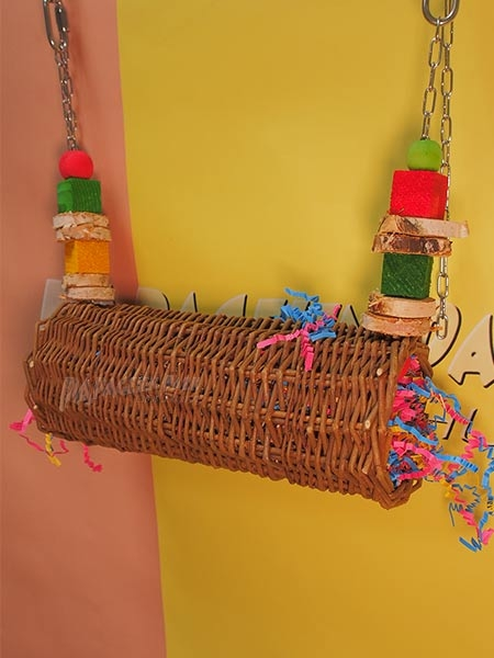 Basket roll small 26x10x25cm