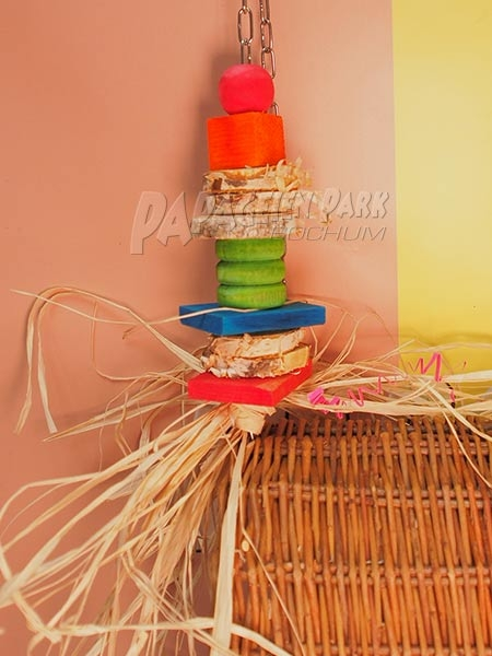 Basket roll medium 32x14x40cm