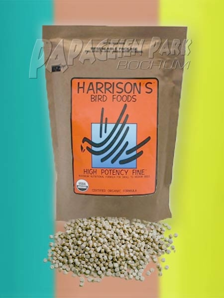 Small package 450 g High Potency Fine Dr Harrison