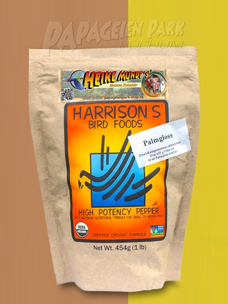 Small package 450 g High Potency Fine PEPPER Dr Harrison