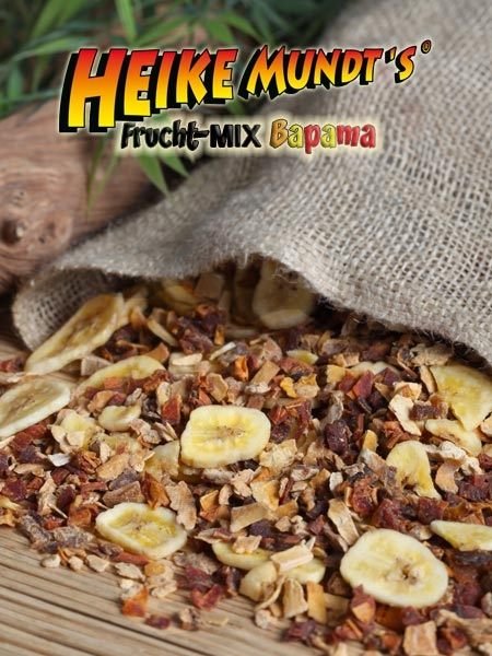 Heike Mundt& 039;s fruit mix Bapama 250g