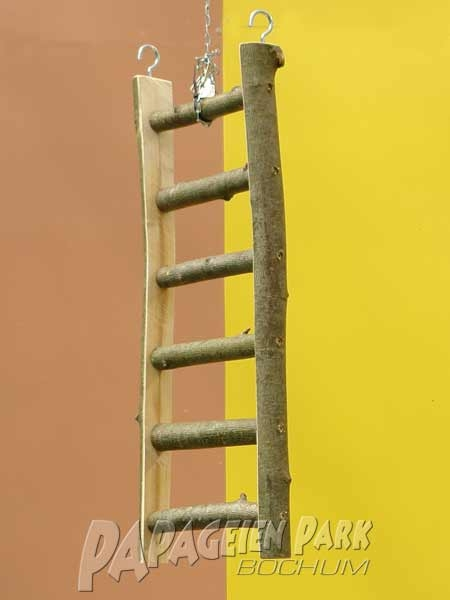 Natur line hardwood ladder small 64 cm