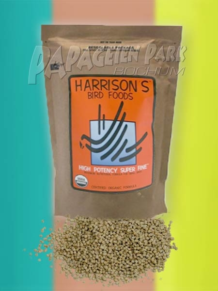 Small package 450 g High Potency SUPERFINE Dr Harrison