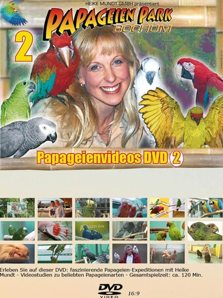 Parrot video dvd No 2