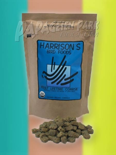 Small packing 450 g Adult Lifetime Coarse Harrison food