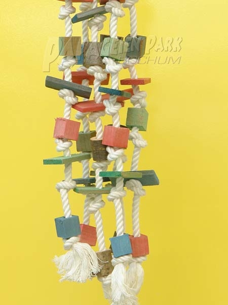 Nature line hanging toy nature pompon