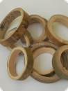 Bamboo Rings nature Ø 4.5 to 7 cm - 10 pieces