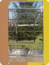 Stainless steel parrot aviary 100x60x180  1.993,90 EUR