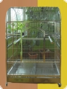 Stainless steel parrot aviary 120x80x190  2.345,90 EUR