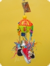 Parrot toy with shoes and little bell  19,95 EUR