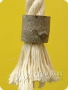 Natur line rope with natural wood pices large
