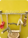 Natur line perch and playground - large