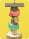 Nature line toy grit stone hanger large