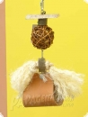 Natur line hanging toy leather holster